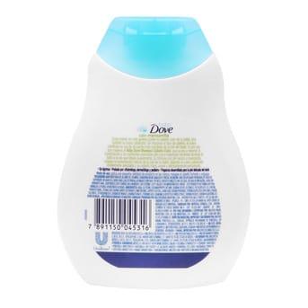 Shampoo Baby Dove con Manzanilla Cabellos Claros 200ml