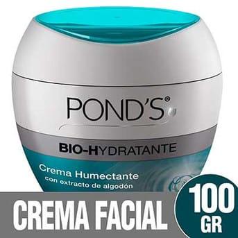 Crema Hidratante Pond's Bio-Hydratante 100g