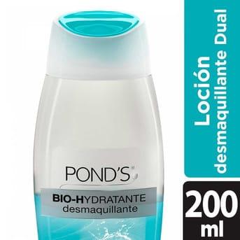 Loción Desmaquillante Dual Bio-Hydratante 200ml
