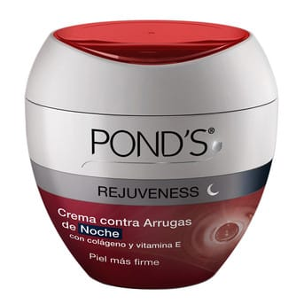 Crema de Noche Anti-Arrugas Rejuveness 100g