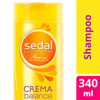 Shampoo Sedal Crema Balance 340ml