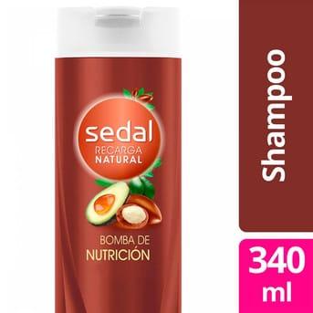 Shampoo Bomba De Nutrición
