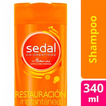 Shampoo Sedal Reconstrucion Completa 340ml