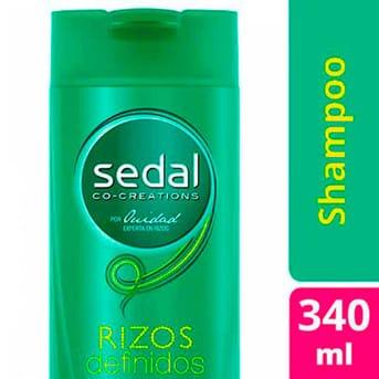Shampoo Sedal Rizos Definidos 340ml