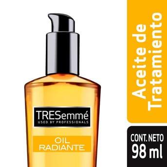Aceite Tratamiento Capilar TRESemmé Oil Radiante Elixir 98ml