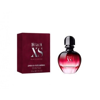 XS BLACK Black Excess WOM EDT