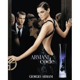 Armani Code Wom Edp