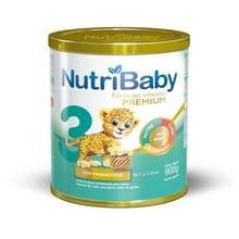 Nutribaby 3 Premium Leche 1 A 3 Años Lata 900g