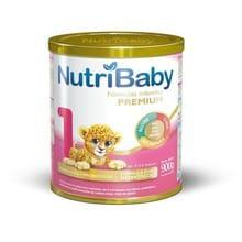 Nutribaby 1 Premium Leche 0 A 6 Meses Lata 900g