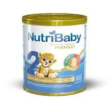 Nutribaby 2 Premium Leche 6 A 12 Meses Lata 900g