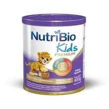 Nutribio Kids Suplemento Nutricional 1 A 10 Años Lata 400g