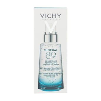 Vichy Mineral 89 50ml Agua Termal Mineralizante