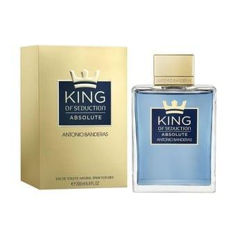Perfume Importado Hombre King Of Seduction Absolute 100ml