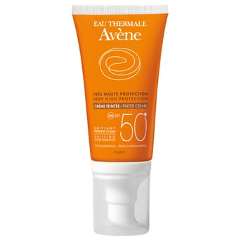Protector Solar Avene Crema Color Spf 50+ 50ml