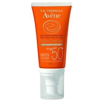 Protector Solar Crema SPF 50+ Anti-Age 50 ml