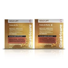 Gold Lift Combo Día-Noche Fps30 Antiarrugas 50g