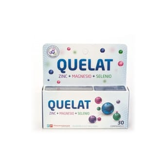 Quelat Zinc Magnesio Selenio Framingham Pharma 30 Comprimidos