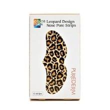 Bandas para Nariz Purederm Leopard Desing 6 Parches