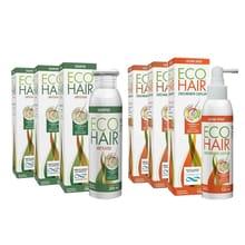 Tratamiento 3 Meses Anti Caída Shampoo 3u + Loción 3u