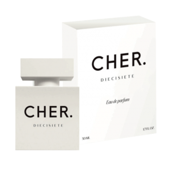 Cher Diecisiete Edp 100ml