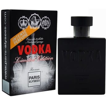 Paris Elysees Vodka Men Lted Edt 100ml