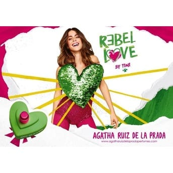Agatha Ruiz De La Prada Rebel Love Woman Edt
