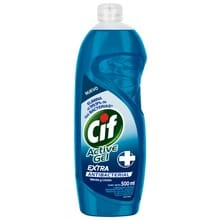 Detergente Active Gel Antibacterial Menta Limon 500ml
