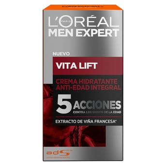 Crema Anti-Edad L'Oréal Men Expert Vita Lift 50ml