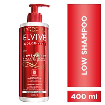 Crema de Limpieza Elvive 400ml