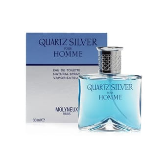 Quartz Silver Edt 30ml