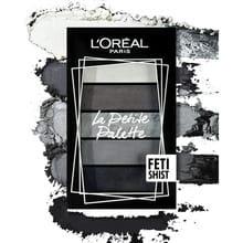 Sombra L'Oréal Paris La Petite Palette 4g