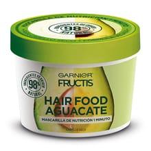 Fructis Hair food con palta para pelo seco 350ml