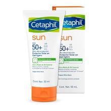 Sun Ultra Matte & Oil Control Fps50+ Sin color 50ml