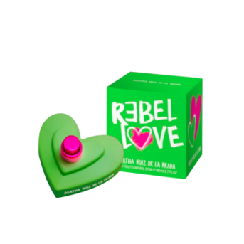 Agatha Ruiz De La Prada Rebel Love Woman Edt