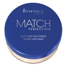 Polvo Transparente Rimmel Match Perfection Silky Loose Face