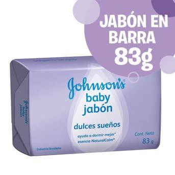 Jabón en barra Dulces Sueños 83g