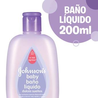 Jabón Líquido Johnson's Baby Dulces Sueños 200ml