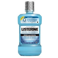 Enjuague Bucal Listerine Anti-Sarro Zero Alcohol 500ml