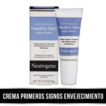 Contorno Ojos Neutrogena Antiarrugas Healthy Skin 15g