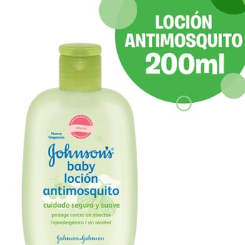 Loción Anti-Mosquito 200ml