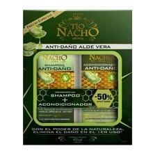 Promo Anti-Daño Aloe Vera Shampoo + Acondicionador