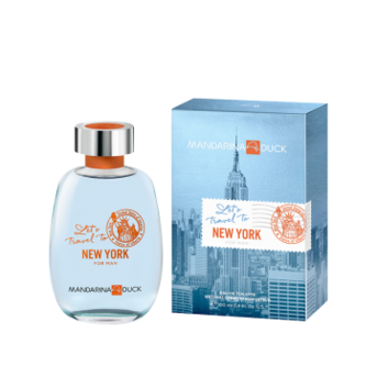 Let´s Travel To NY Men Edt 100ml