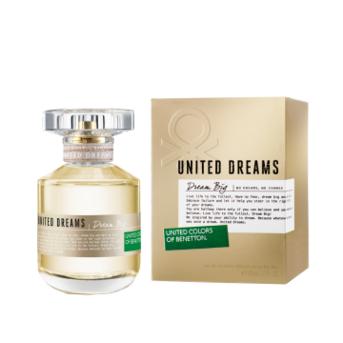 Benetton United Dream Big Woman Edt 80ml