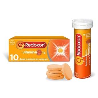 Redoxon 1 Gr Comprimidos Efervescente