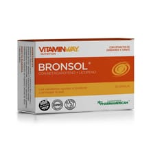 Bronsol Vitamin Way x 30 Cápsulas