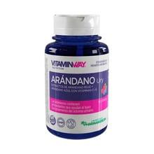Arándano Ury Vitamin Way x 60 Cápsulas