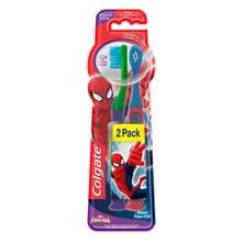 Cepillo Dental Colgate Smiles 6+ Años 2un Promo Pack