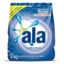 Jabón en Polvo Lavado a Mano 3kg