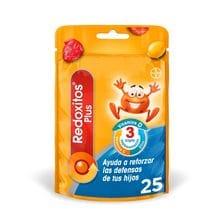 Suplemento Vitamínico Redoxitos Plus 25 Pastillas Masticables Redoxon