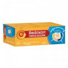 Redoxon Triple Acción Efervescente x 10 Comprimidos